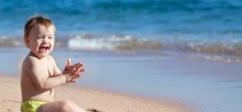 Правила поведінки на сонці: як захистити дітей від теплового удару, опіків і перегріву