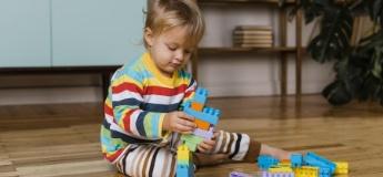 Все на своїх місцях: як привчати дитину до порядку