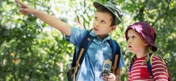 Збираємо дитину в дитячий табір: список речей і рекомендації для батьків
