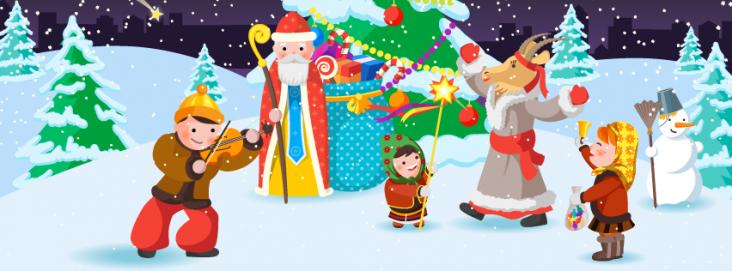 Афіша розваг для дітей у Вінниці