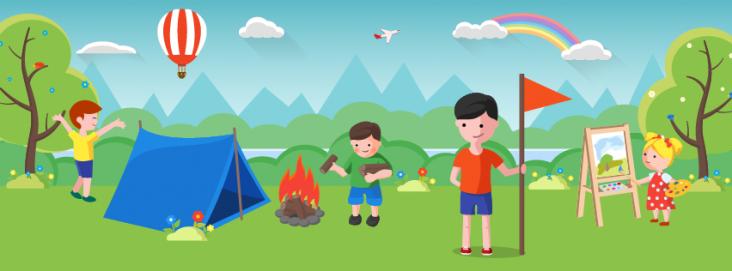 Найкращі літні табори Карпат 2017