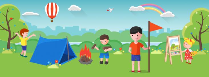 Літні дитячі табори Львова та області 2017