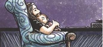 """""""Матусю, ти полежиш зі мною?"""" - Про те, що дійсно важливо"""