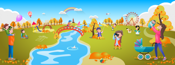 Афіша розваг для дітей та дорослих у Вінниці.