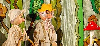 Ярмаркова казка  «Кривенька качечка»