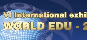 """""""World Edu"""" Шоста міжнародна виставка освіти за кордоном"""