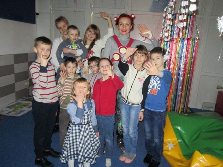 Літній денний табір для дітей 5-10 років