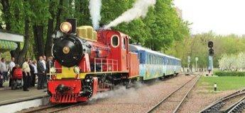 Безкоштовний проїзд Дитячою залізницею до Дня захисту дітей