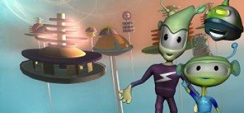 У пошуках шоколадної планети + Космічна мандрівка