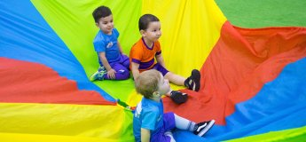 Footbik.Baby - безкоштовне заняття в Футбік на Олексіївці