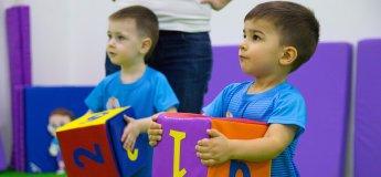 """Footbik.Baby - безкоштовне заняття в Футбік в ТРЦ """"Французький бульвар"""""""
