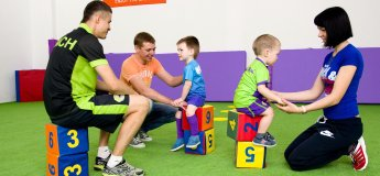Footbik.Baby - безкоштовне заняття в Футбік на Героїв Праці