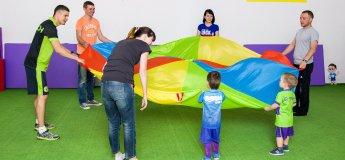 Footbik.Baby - безкоштовне заняття в Футбік на Одеській