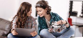 Робототехніка 1 та 2 рівень