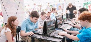 Комп'ютерні фестини для дітей 8-12 років