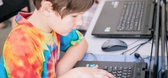 """Комп'ютерні майстер-класи для дітей в """"Ігроленд"""""""
