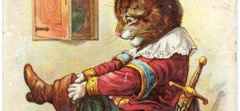 """Вистава """"Кіт у чоботях"""""""