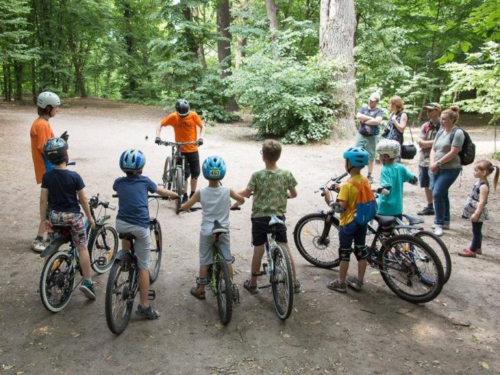Тренування від велосипедної школи FollowME. Базові навички