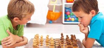 Шахова Школа для діток віком 4-5;6-10 років