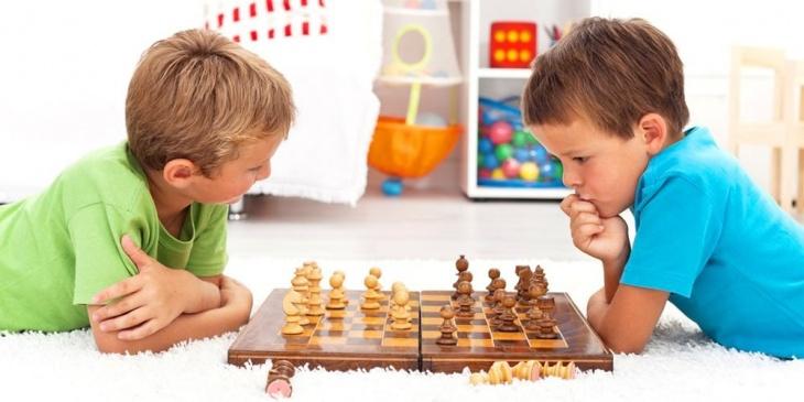 Шахова школа в Тернополі для дітей  віком  4-10 років