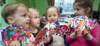 Творчий майстер-клас для особливих дітей