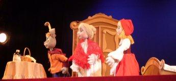 Червона шапочка. Вистава для дітей від 4 років