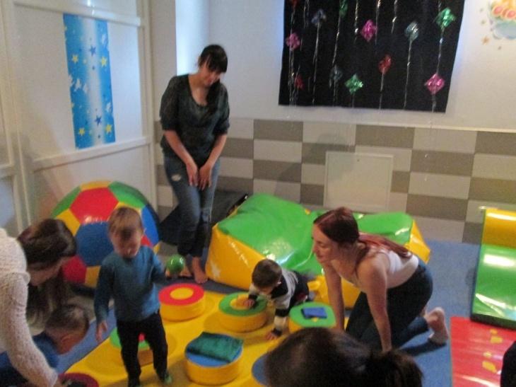 Група раннього розвитку для дітей від 1 року