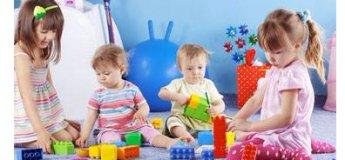 Мини-сад в Коворкинге для родителей с детьми CityMums