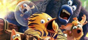 Вартові джунглів - нова анімація для дітей в 3D