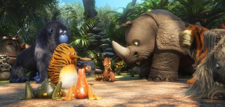 """Сеанс """"КіноМама"""" в Планеті Кіно. Вартові джунглів"""