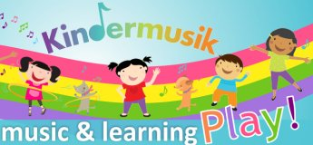 Англійська для малюків через музику і рух