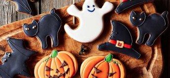 Майстер-клас: Розпис імбирного печива до Хелловіну