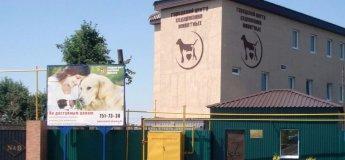 День открытый дверей в Центре обращения с животными