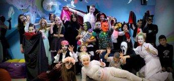 Halloween party for kids у клубі Тарарам