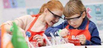 Лабораторія для дітей BASFKids'Lab