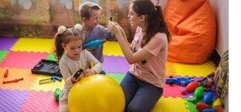 Школа раннего развития, английский детский сад для малышей с 2-х лет