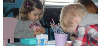 Розвиваючі групові заняття з психологом, для діток 2-3 р.