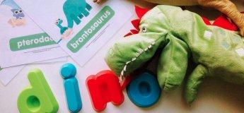 Англійський урок-вечірка про динозаврів від Tutu