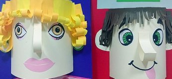 "Майстер-клас ""3D-портрет"""
