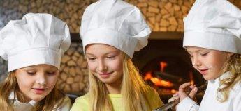 Курс маленького шеф-кухаря