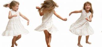 Ритмика и хореография для детей от 3 до 5 лет