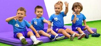 Footbik.Baby - безкоштовне заняття в Футбік в ТРЦ «DELMAR MALL»