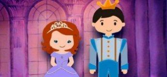 """Лялькова вистава для дітей """"Казка про зачаровану принцесу"""""""