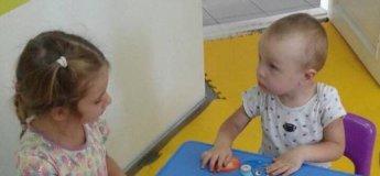 Развивающие занятия для деток от 2 до 4 лет
