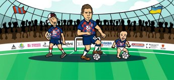 Відкрите футбольне тренування з Футбольного фрістайлу