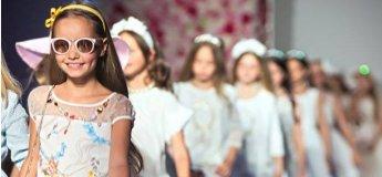 Дефіле для дівчаток 7-14 років