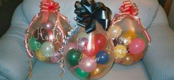 Майстер-клас з пакування у повітряні кульки