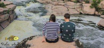 Поїздка на Токівські водоспади