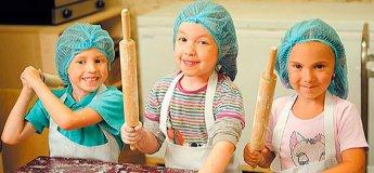 """Екскурсія на хлібозавод """"Куліничі"""" + майстер-клас"""