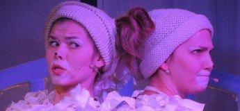 """Інтерактивна вистава для дітей """"Хочу снігу"""" від Вільного театру """"ОКО"""""""